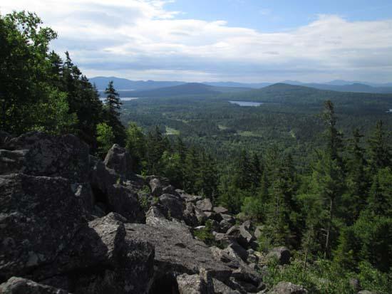 Observatory Mountain Maine Franklinsites Com Hiking Guide