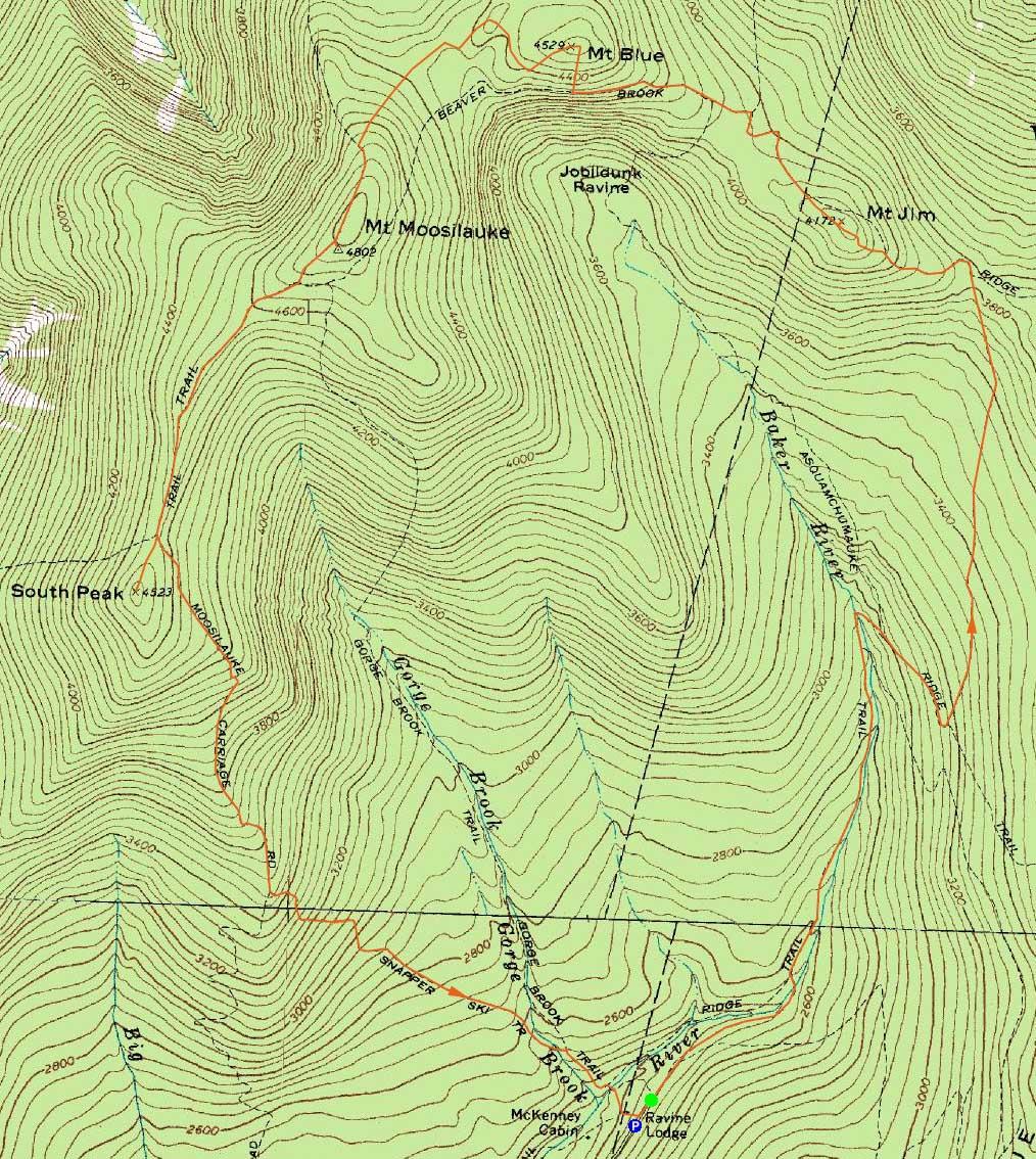 topographic map of mt jim mt blue mt moosilauke mt. mt jim mt blue mt moosilauke mt moosilauke (south peak