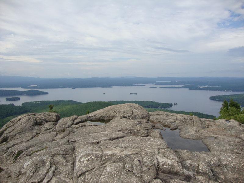 Mt. Major - New Hampshire - July 14, 2010 Hike Trip Report ...