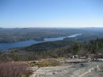 Mt. Major - New Hampshire - November 24, 2006 Hike Trip Report ...