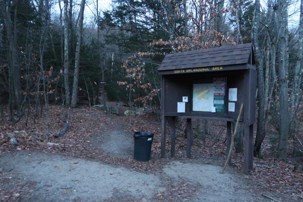 South Uncanoonuc Mountain - New Hampshire - December 7, 2017