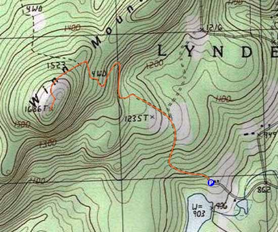 Directions To Old Rag Mountain Parking Lot: November 29, 2013 Hike